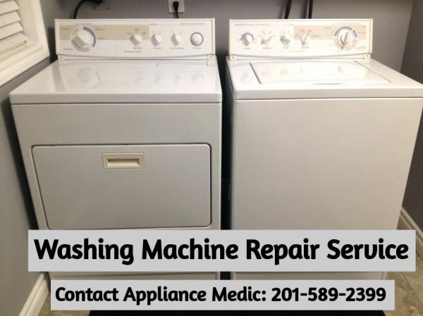 Washing Machine Repair - Appliance Medic