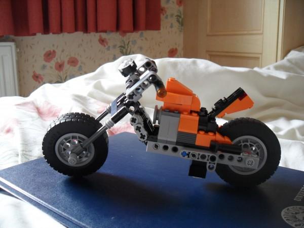Birthday LEGO transmogrified!
