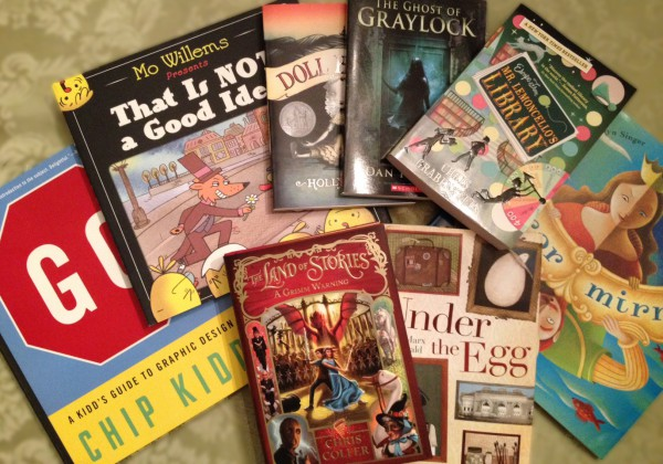 My favorite day of the year - Book Fair!