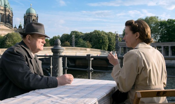 Brendan Gleeson and Emma Thompson in Alone in Berlin. Photograph: Allstar/PATHE/X-FILME CREATIVE POOL