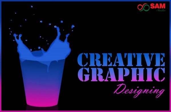 Creative Graphic Designing Service Provider