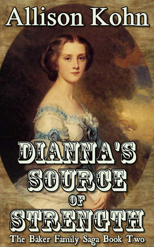 Dianna's source of strength