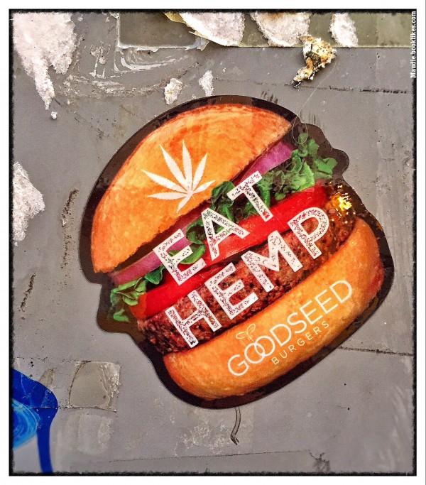 Eat hemp.