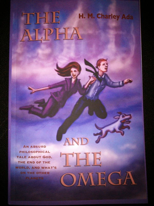 The Alpha and The Omega by Charley Ada