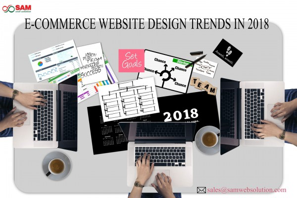 E-commerce Website Design Prognosis For 2018 | Responsive Web Design