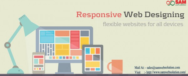 Responsive Web Designing Services | Website Designing at Low Cost
