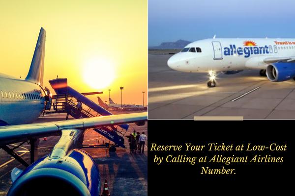 Allegiant Airlines Number.