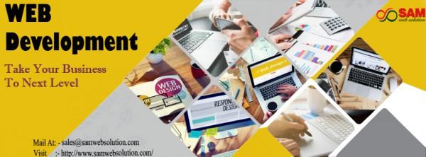 Web Application Development Services Providing Agency