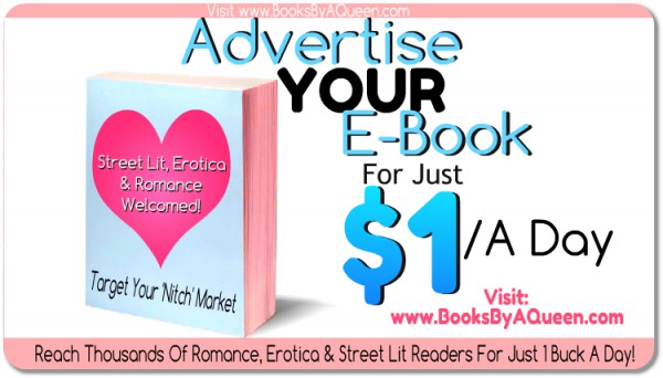 Advertise Your Book TODAY!