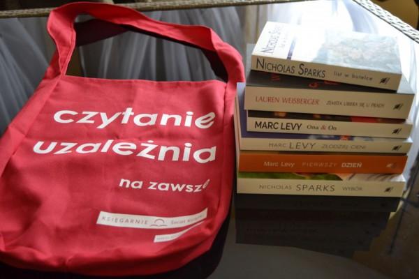 Zakupy z okazji Światowego Dnia Książki :)