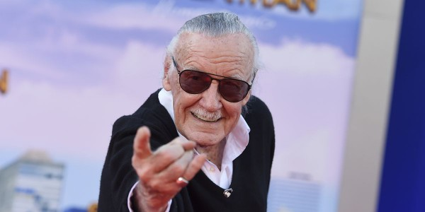 RIP Stan Lee. You brought us so much.