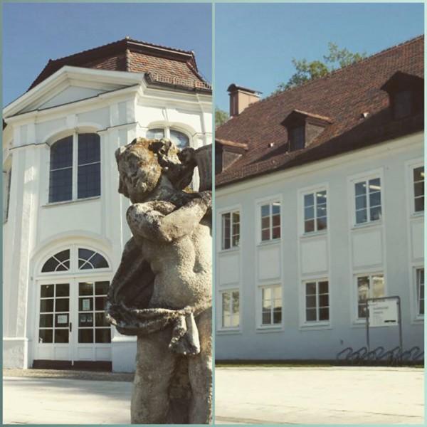 """""""Stadtbibliothek in der Orangerie"""""""
