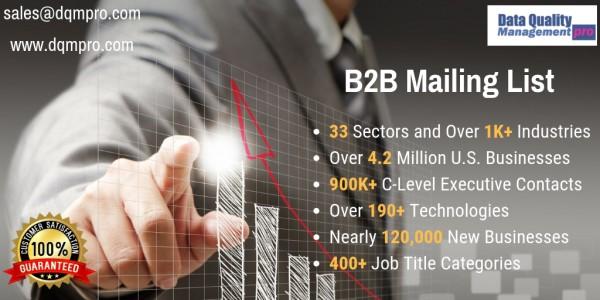 B2B Mailing List