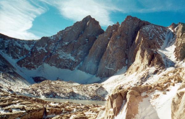 Below Mount Whitney, California