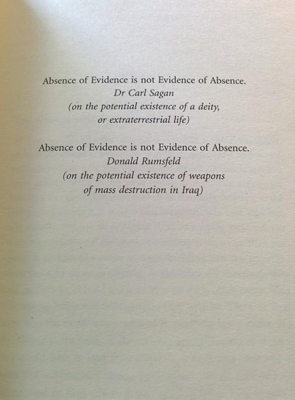 The Testimony by James Smythe