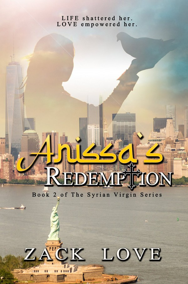 Anissa's  Redemption Book Cover