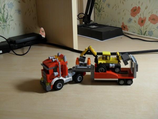 Latest LEGO