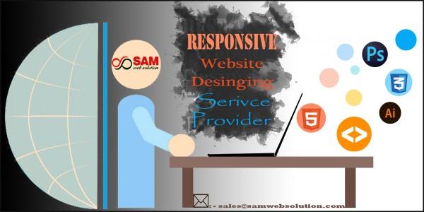 Responsive Website Designing | Web Designing Service Provider