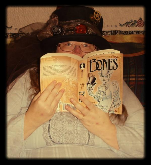 Penelope Anne Bartotto reads Dark Victorian: BONES