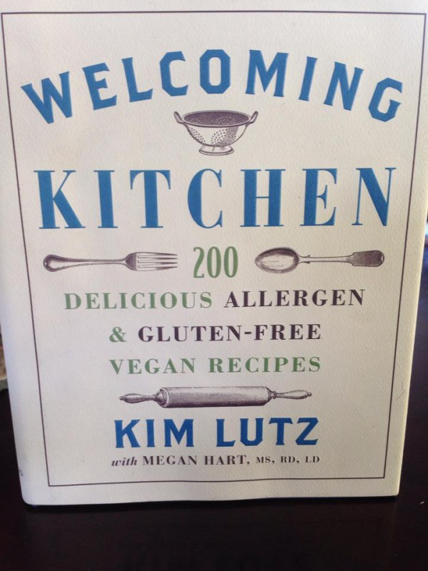 March Book Challenge Day 14: Yummy For anyone with food allergies, this is THE best book! 200 super easy recipes to please every palate! Love this cookbook!!!!