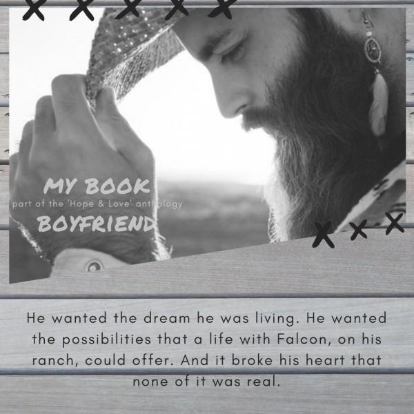 My Book Boyfriend, by Elaine White