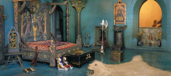 Colleen Moore's Fairy Castle, Prince's Room