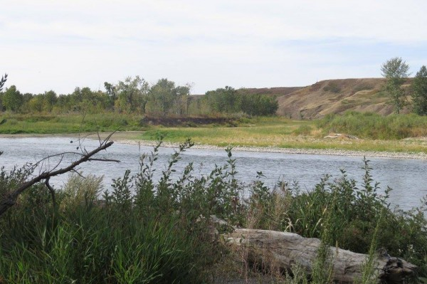 Carseland Provincial Park