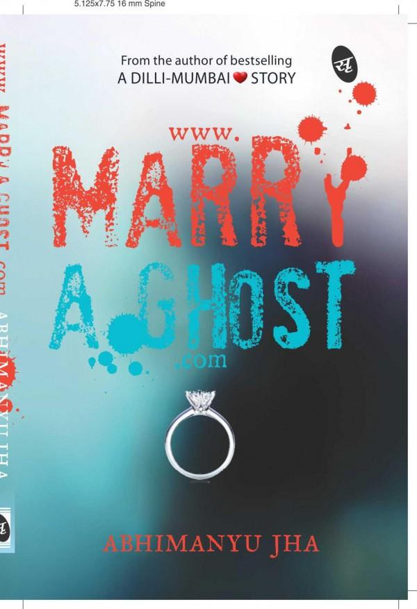 MarryAGhost.com Cover