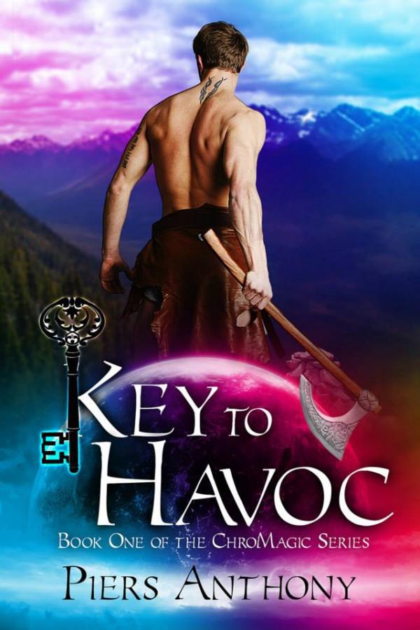 Key to Havoc by Piers Anthony