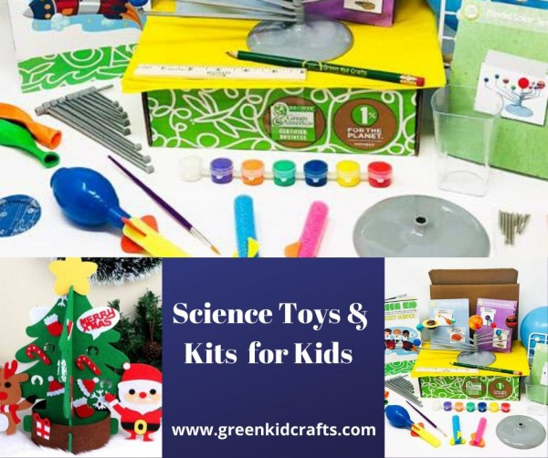 High Rated Science Experiments kits for Kids | Green Kid Crafts
