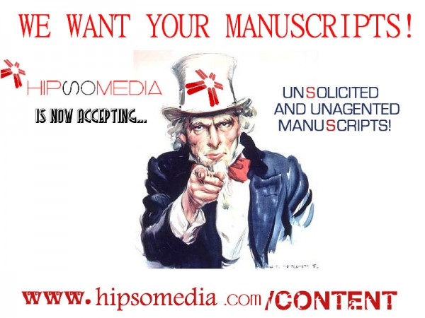 For the time being, we're accepting unagented and unsolicited manuscripts!