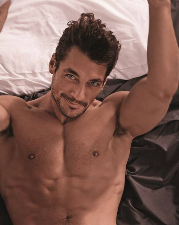 In Bed Gandy #7