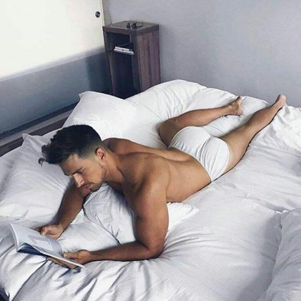 Hot Dudes Reading, #47