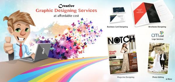 Creative Graphic designing services | Winbizsolutionsindia