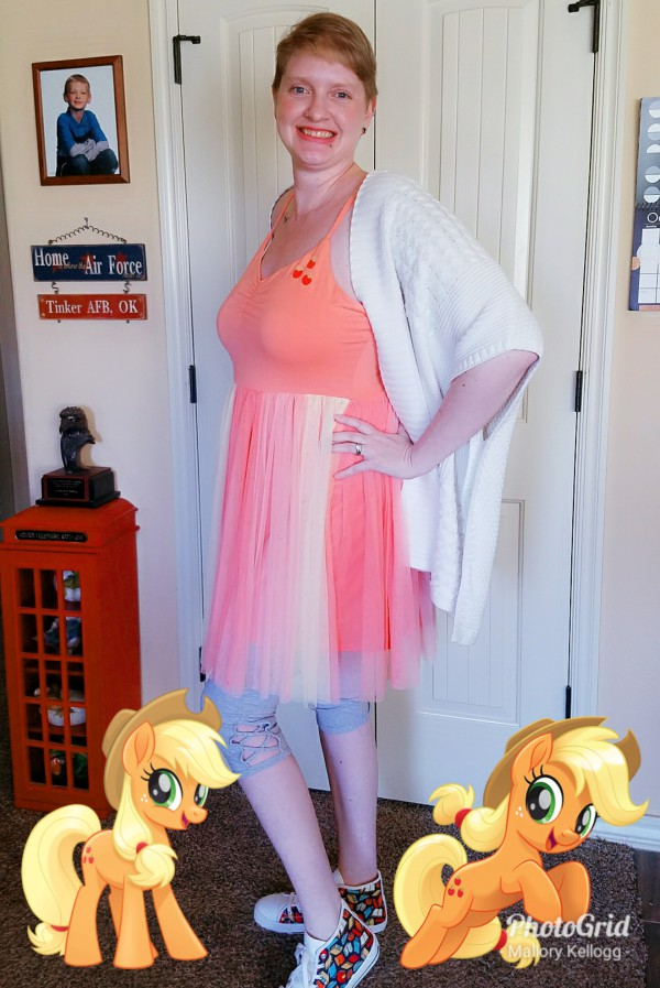 My Applejack Dress