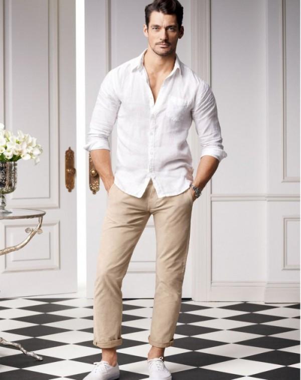 White Shirt Gandy #5