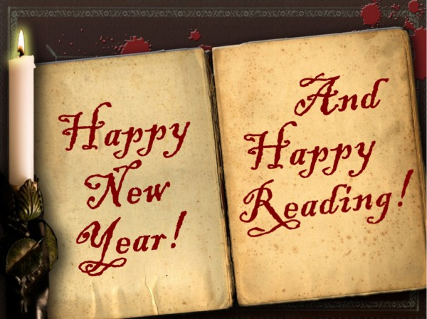 Happy New Year and Happy Reading in 2016!