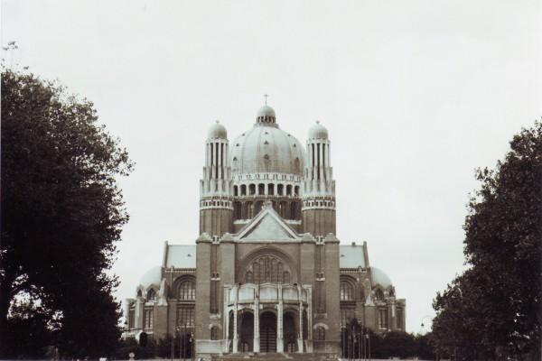 Sacre Couer Basilica, Brussels, Belgium