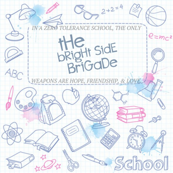 The Bright Side Brigade, by Elaine White