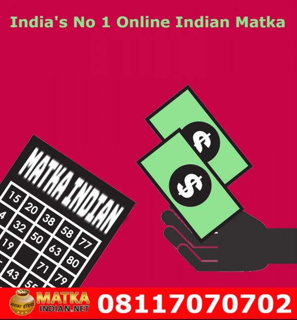 Indian No 1 Online Indian Matka