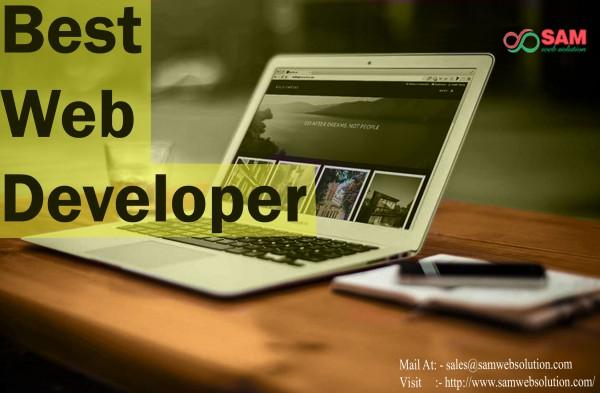 Professional Web Developer | Web Development Service Provider