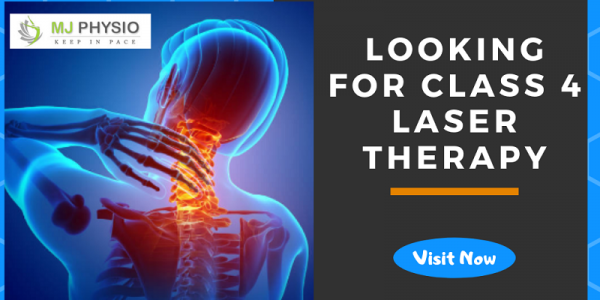 Looking for class 4 laser therapy | Mjphysio