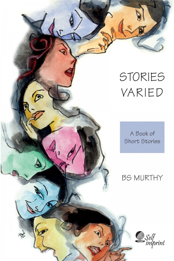 Stories Varied – A Book of Short Stories
