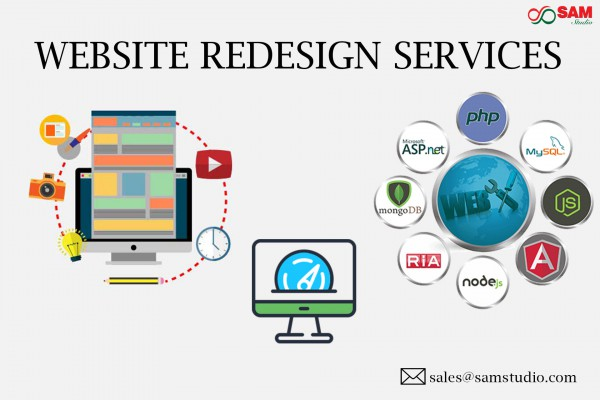 Website Redesigning Services with Shopping Cart Development for Online E-commerce Business