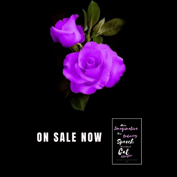 More Imaginative Than Ordinary Speech: The Poetry of Cat Ellington in Purple Pleasure