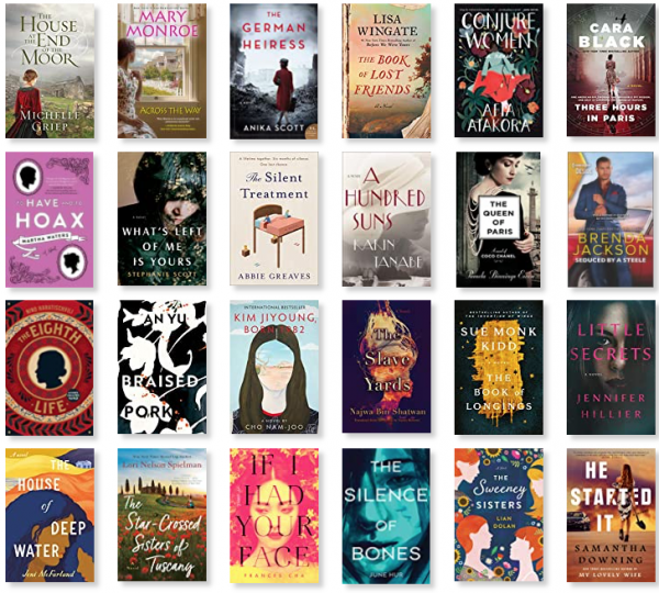 Most Anticipated April Reads