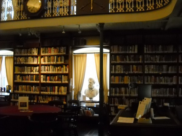Main Library Room