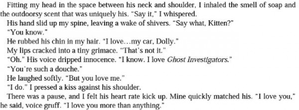 Snippet from Origin by Jennifer L Armentrout