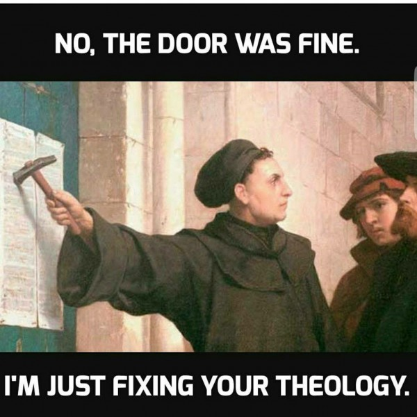 Happy Reformation Day!!