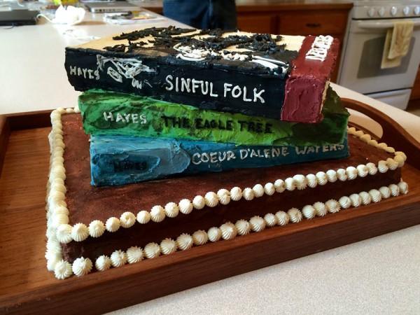 Sinful Cake